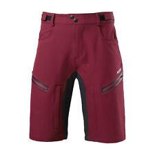 Men's Cycling Shorts with Pockets MTB Downhill Bike Shorts Bicycle Short Pants