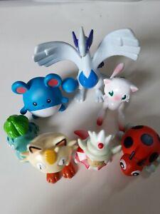 POKEMON 1999 Original Mini Figures Nintendo/Tomy  COLLECTABLE -  Choose figure