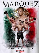 Juan Manuel Marquez New 11x17 Boxing Poster 4LUVofBOXING MX Flag JMM