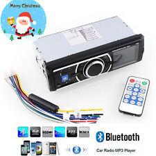 USA  Car Audio Stereo Smart Gift  MP3 Player USB SD AUX Auto FM Radio Receiver