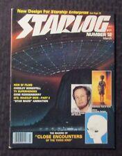 1978 STARLOG Magazine #12 FN+ 6.5 Close Encounters - Chesley Bonestell