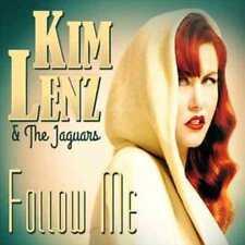 KIM LENZ & THE JAGUARS/KIM LENZ - FOLLOW ME [DIGIPAK] NEW CD