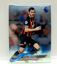 2018-19 Topps Chrome Premier League #86 Adam Smith Bournemouth Base