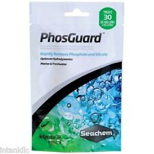 Seachem PhosGuard 100mL Phosphate&Silicate Remover Aquarium Filter Media SC01850