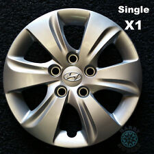 """Hyundai Elantra 15"""" Genuine Single Hubcap Reconditioned (one only)"""