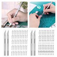 52pcs di Precisione di Arte Penna Coltello Hobby Professionale Cutter Strumento