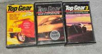 Various Artists - Top Gear 1, 3 and On The Road Again Double Cassette Tape