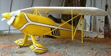 Hu-go Craft USA Homebuilt Light Airplane Wood Model Replica Large Free Shipping