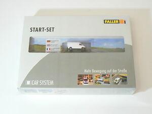 Faller H0 161504, Car System Start-Set MB Sprinter, neu