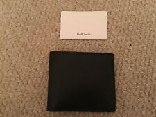 Paul Smith Mens Black Wallet