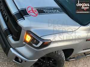 Hood Decal for Toyota Tacoma TRD Sport Sticker Graphics 2010 - 2020 Vinyl Decal