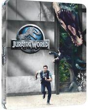 Jurassic World - Steelbook (Jurassic Park 4) # BLU-RAY-NEU