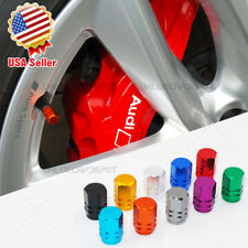 Universal Hexagon Shape Car Van Wheels Tyre Tire Valves Dust Stems Air Caps JEEP