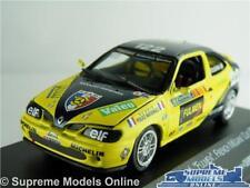 ONYX RENAULT MEGANE CAR MODEL 1:43 SIZE TOURING XCL99019 TOJEIRA CUP 1998 T34Z