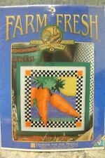 Carrots Farm Fresh Hometown Collection Cross Stitch Kit