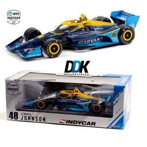 GREENLIGHT 11105 2021 #48 Jimmie Johnson Diecast Indy Car 1:18