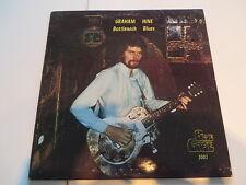 GRAHAM HINE - Bottleneck Blues  Blue Goose  Vinyl/ Cover :very good