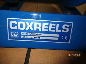 COXREELS 1125WCL-6-ED  Explosion Proof Hand Crank Reel Welding Ground Cord Reel