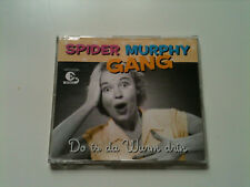 Spider Murphy Gang - DO IS DA WURM DRIN - Maxi CD © 2002