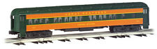 NIB Williams #43352 Great Northern 72' Scale Heavyweight Passenger 4-Car Set