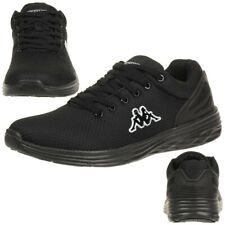 Kappa Trust Sneaker unisex schwarz schwarz Turnschuhe Schuhe