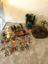 Mattel He-Man large lot