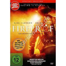DVD: FIREPROOF - Gib deinen Partner nicht auf - Special Edition + Bonusmaterial