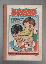 BAYARD reliure éditeur 1951 1er semestre. n°214 à 238. Très bel état