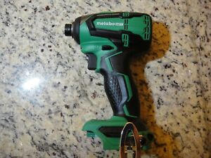 Metabo HPT/Hitachi WH18DBFL2 18V Lithium-Ion Compact Impact Driver - Tool Only