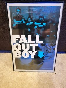 Fall Out Boy Take This To Your Grave Poster Fueled By Ramon Rare
