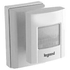 Legrand MOTION DETECTOR SENSOR 488TRI3W+ 84mm Mounting Block, 230-240VAC IP66