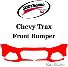 3M Scotchgard Paint Protection Film Clear Pre-Cut Kit 2017 2018 2019 Chevy Trax