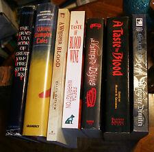 Lot 7 Vampire anthology LJ Smith Dracula Whisper of Blood Dimitri Taste of Blood