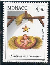 STAMP / TIMBRE DE MONACO N° 1958 ** NOEL / SANTONS DE PROVENCE / L'ENFANT JESUS