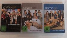 Gossip Girl - Staffel 1,2, 3, 1-3