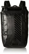 Timbuk2 Heist Roll-Top RF Backpack, Jet Black, One Size