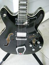 Hagstrom Viking DLX 12 12 String Electric Guitar. OHSC