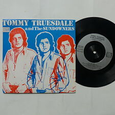 TOMMY TRUESDALE and the SUNDOWNERS BGC 7s 446 COUNTRY HOUSE RECORDS