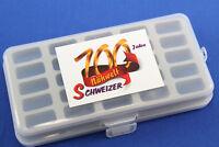 Spulen-Box BERNINA - Jumbo Spulen  BERNINA 700 - 790 etc 25 Stück