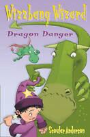 (Good)-Dragon Danger / Grasshopper Glue (Wizzbang Wizard) (Paperback)-Anderson,