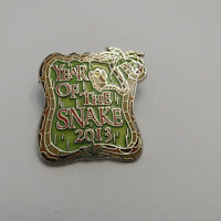 Disney 2013 Year Of The Snake Pin