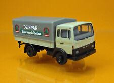 Brekina 34806 DAF F 900 Pritschen LKW Spar Niederlande Scale 1 87 NEU OVP