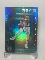 Kemba Walker ⭐️2019-20 Panini Illusions Blue Starlight SP Insert Card #25/125 📈
