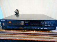 Sony CDP-110 CD Digital Compact Disc Player