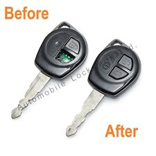 REPAIR SERVICE for Vauxhall Opel Agila 2 Button Remote Key Fob Refurbishment fix