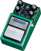 Maxon ST9Pro+ Super Tube Guitar Effects Pedal New Free Shipping
