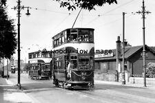 a0357 - Edinburgh Tram 85 by Granton Road Station - photograph