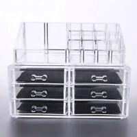 Hochwertig Kosmetik Aufbewahrungsbehälter mit 6 Schubladen - Geformt Acryl