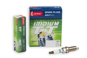 Denso Iridium TT spark plugs for Toyota Land Cruiser 4.7L V8 32V 2UZ-FE UZJ200