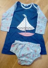 Baby Boden dress and pants set age 12-18 months. Excellent condition.